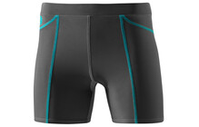 Skins She Women's Inspiration Shorts charcoal/azure